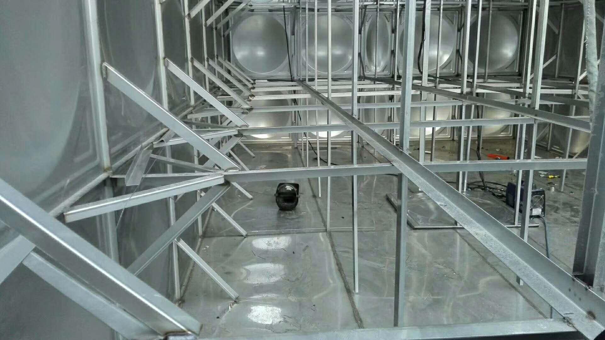 水箱内结构图