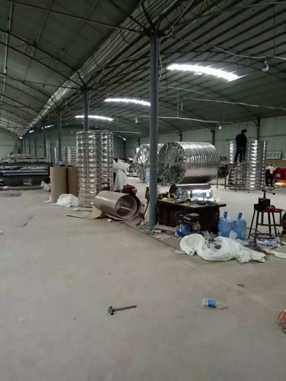 水箱生产车间