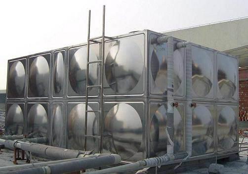 免焊接不锈钢水箱